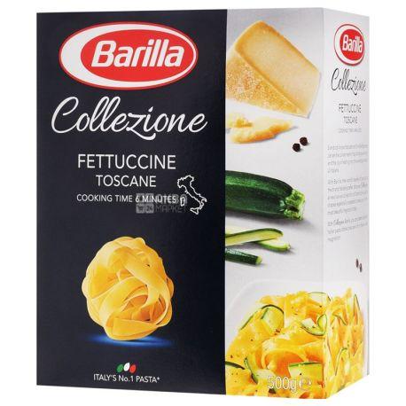 Barilla, 500 г, Макароны, Fettuccine, картон
