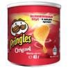Pringles, 40 г, Чипсы картофельные, Original, Тубус