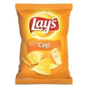 LAY'S, 30 г, Чипси картопляні, Сир