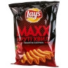 LAY'S, 120 г, Чипси картопляні, Maxx, Паприка, Рифлені, м/у