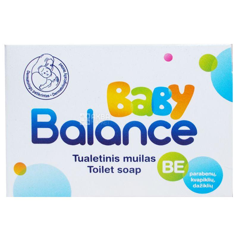 Ringuva Balance, Туалетное мыло детское, 90 г