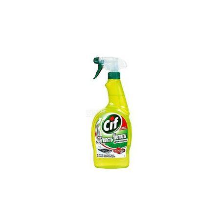 Cif 750 мл Очищуючий засіб для кухні Легкість чистоти