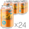 Wild Grass ChaiMate, Drink carbonated, 0.33 l, pack of 24 pcs., W / w