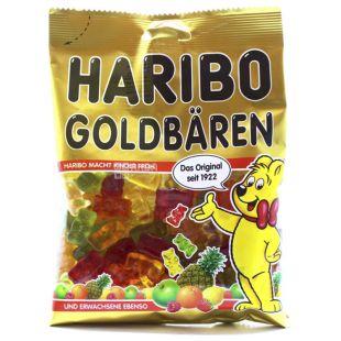 Haribo, 200г, Жувальні цукерки, Золоті ведмедики.