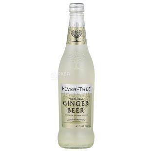 Fever tree, Напій, Ginger beer О, 200 мл, Скляна пляшка