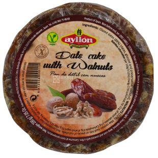 Ayllon, Fruit Cake, Date - Walnut, 200 g, Wrapper