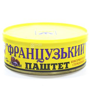 Oniss Pate in French, 240 g, Tin