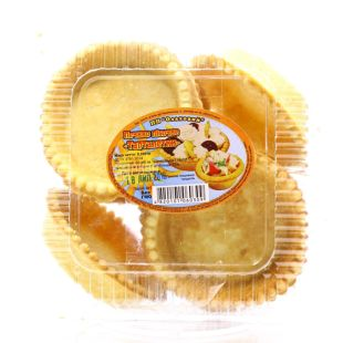 Alder Tartlets, 200g, package