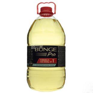 Подсолнечное масло Bunge pro F1, 5л, ПЭТ