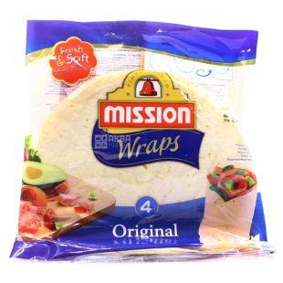 Mission Тортилья оригинальная, 245 г, пэт пакет