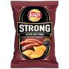 Lay's  Strong картопляні чіпси Запальні ковбаски, 120г, м/у