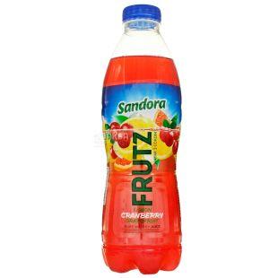 Sandora Frutz, лимон-журавлина-грейпфрут, 0,4 л, ПЕТ