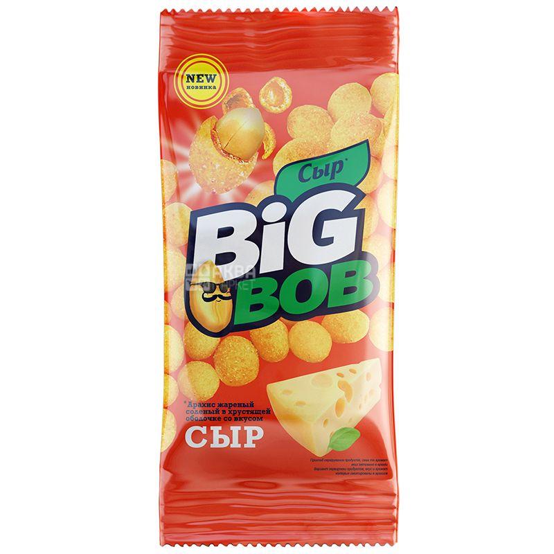 Big Bob Арахис жареный соленый со вкусом сыра, 60г