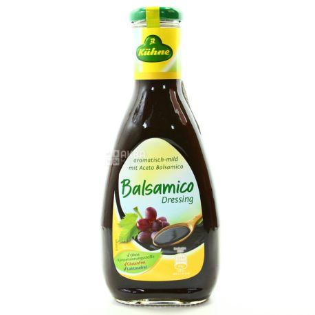 Kuhne Бальзамико соус салатный, 500 г, стекло