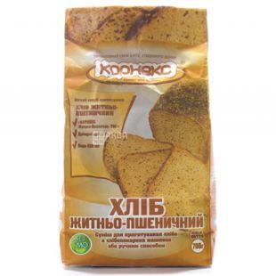 Корнекс, 700 г, Суміш хліб житньо-пшеничний