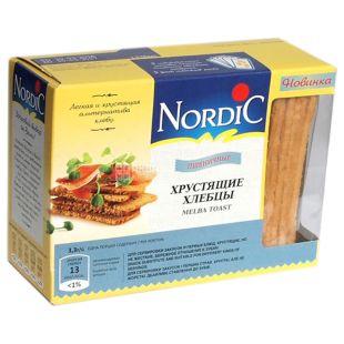 Nordic, 100 г, Хлібці, Пшеничні