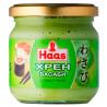 Haas, 212 ml, Horseradish, Wasabi, Creamy