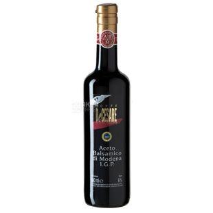Conte DeCesare, 500 мл, Оцет винний, Balsamico di Modena, скло