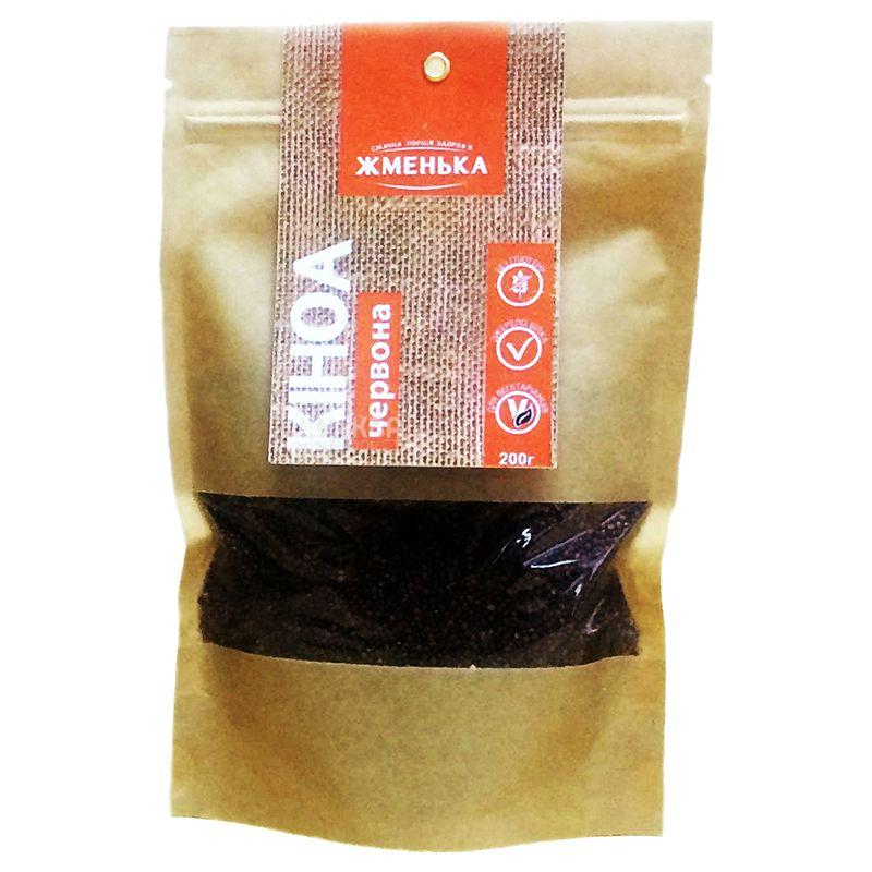Жменька Quinoa, Киноа красная, 200 г