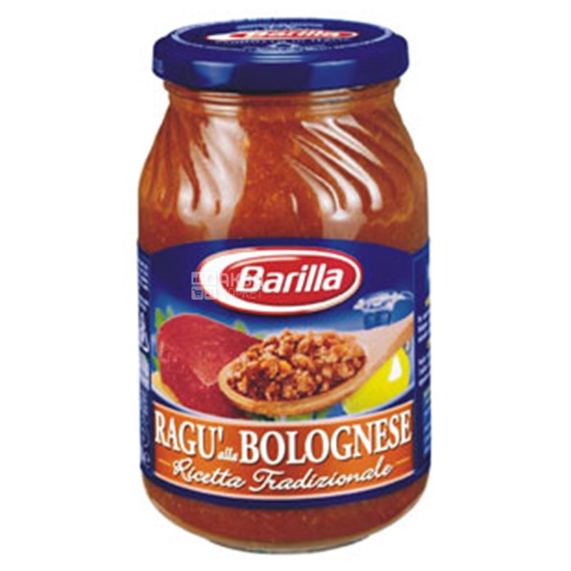 Barilla соус Болоньезе, 400г, стеклянная банка
