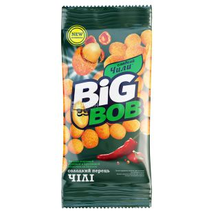 Big bob Арахис со вкусом чили, 60 г