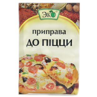 Эко, 20 г, Приправа, Для пиццы, м/у