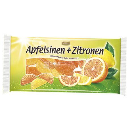 Halloren, 250 г, Мармелад, со вкусом апельсина и лимона