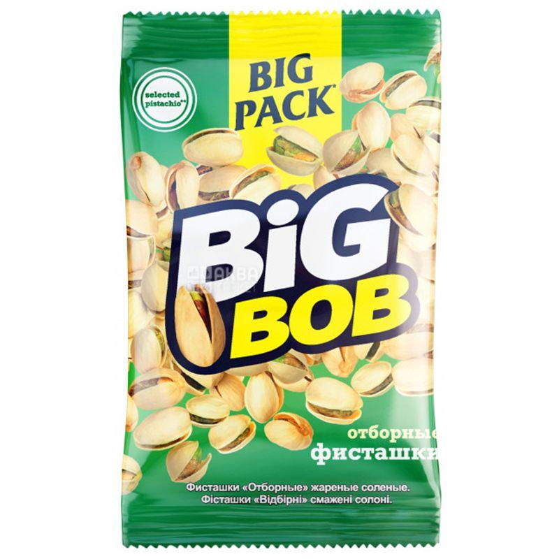 Big Bob Фісташки смажені солоні, 90 г