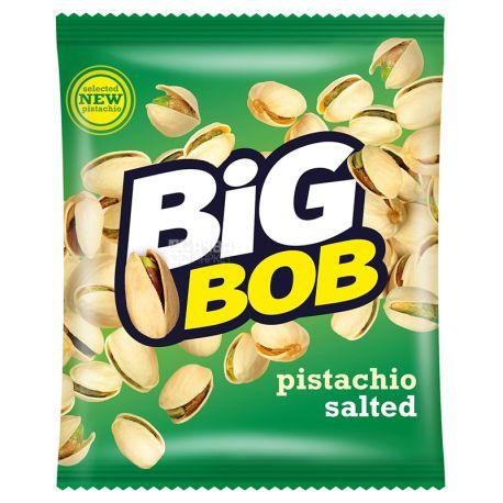 Big Bob Фісташки смажені солоні, 45 г