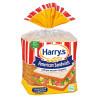 Harrys Хлеб сандвичный пшеничный с отрубями American Sandwich, 515 г, пакет