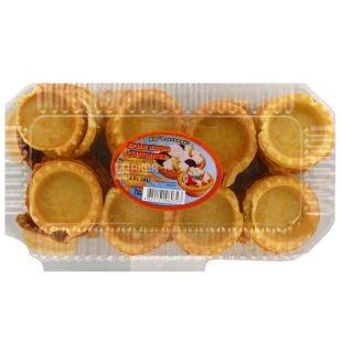 Ольховый тарталетки, 215г, 32х6,7г, пакет