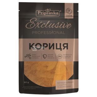 Seasoning, 60 g, Ground Cinnamon, Professional
