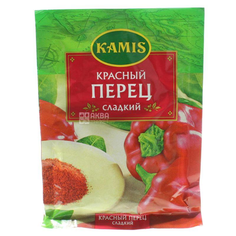 Kamis, Перец, Красный, сладкий, 20 г