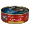 Baltijas, 240 г, Кілька, В томатному соусі
