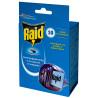Raid, 1 шт., Набор, Электрофумигатор+пластины от комаров, картон
