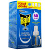 Raid, 1 шт., Жидкость для электрофумигатора, Без запаха, 60 ночей, картон