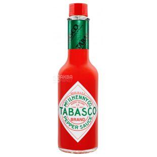 Tabasco, 150 мл, Соус, Красный перец, стекло