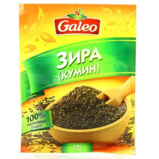 Galeo, 10 г, Зира (Кумин), м/у