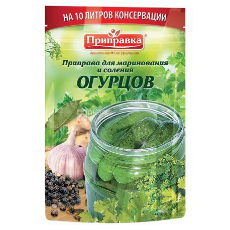 Seasoning, 45 g, Seasoning for pickles of cucumbers, m / s
