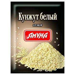Ямуна, Кунжут белый сезам, 15 г