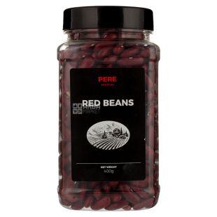 Pere, Red beans, 400 г, Пере, Квасоля червона, ПЕТ