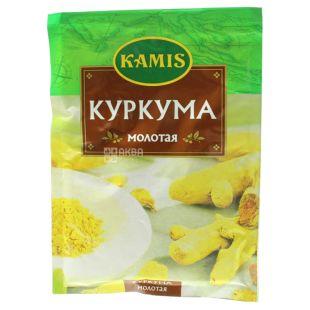 Kamis куркума мелена, 20 г, м/у