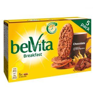 Belvita Печиво з шоколадом, 225 г, Коробка