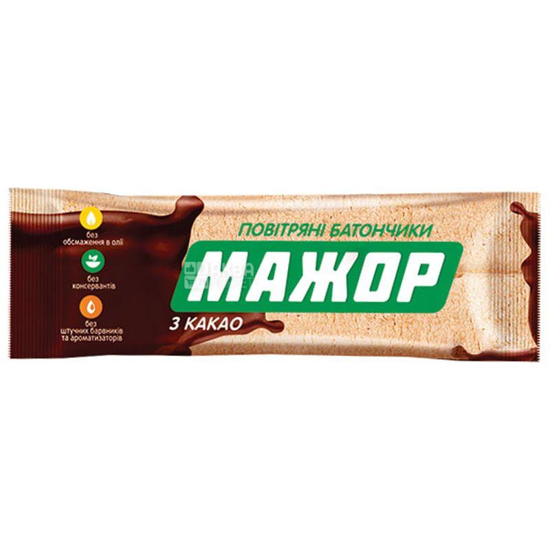 АВК Батончик Мажор какао, 49 г, Обертка