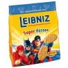 Leibniz Печенье Супергерои для мальчиков, 100 г, Флоупак