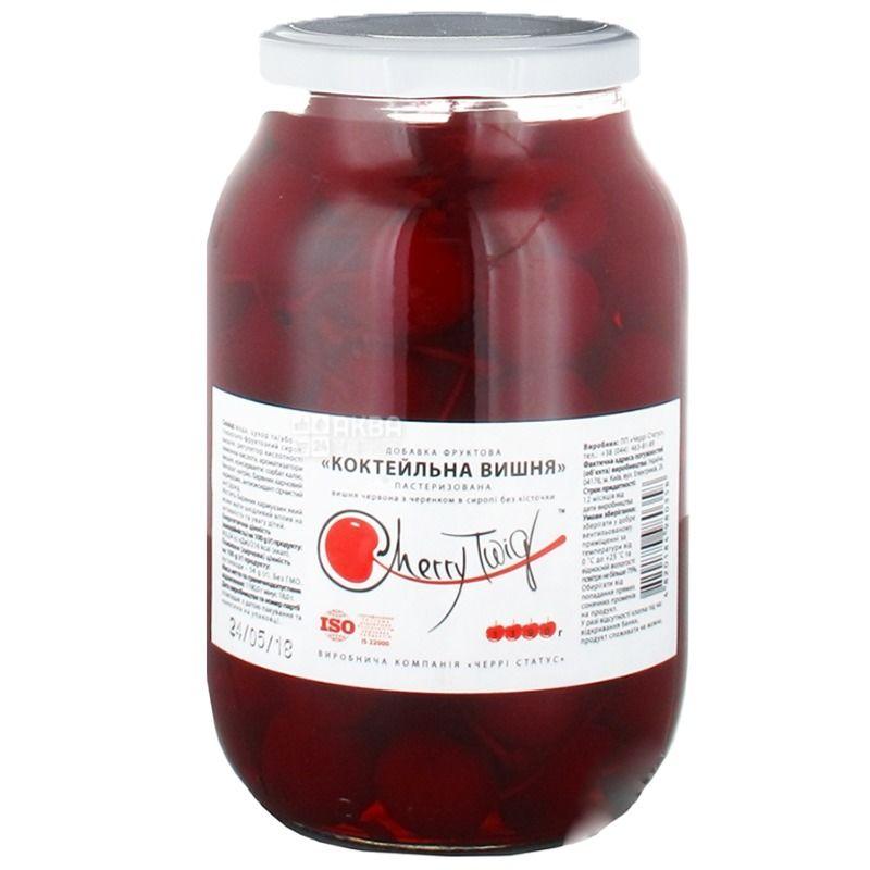 Cherry Twig , 1190г, Коктейльная вишня, Красная, С/б