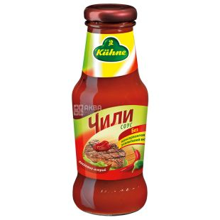 Kuhne, 250 ml, Sauce, Chile