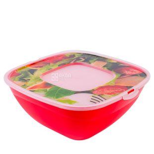 Салатник Весна, 1,5 л, 190*190*80 мм