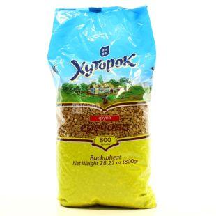Khutorok, 800 g, Buckwheat, m / s