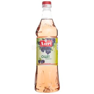 Anri Оцет винний 6%, 850 мл, пластикова пляшка